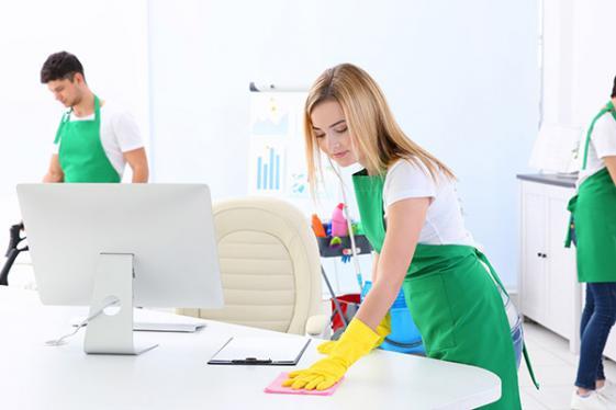 Nettoyage de bureaux à Trappes