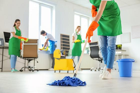 Entreprise de nettoyage de bureaux à Plaisir